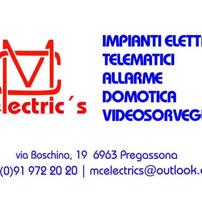 MC eletric's Lugano
